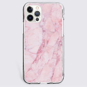 cheap Cases & Covers-Marble Case For Apple iPhone 12 iPhone 11 iPhone 12 Pro Max Unique Design Protective Case Shockproof Back Cover TPU