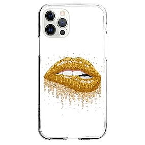 cheap iPhone Case-Novelty Case For Apple iPhone 12 iPhone 11 iPhone 12 Pro Max Unique Design Protective Case and Screen Protector Shockproof Back Cover TPU