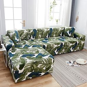 ieftine -Husă pentru canapea elastică Huse pentru alunecare extensibile Huse pentru fotoliu din cameră Manta L canapea în formă de 1/2/3/4 locuri colț spandex