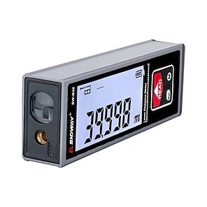 levne -laserový dálkoměr sndway dobíjecí digitální dálkoměr trena lazer laserový měřič rulety 60m