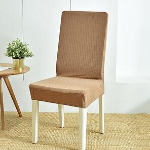 ieftine -2021 noua imprimare de înaltă elasticitate de modă patru anotimpuri Tesatura universală super moale Vânzare fierbinte Husa pentru praf Husa scaunului Husa scaunului 45 * 45 * 55 (10)