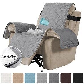 tanie -Rozkładana sofa narzuta odwracalna narzuta na sofę ochraniacz na meble ochraniacz na kanapę wodoodporne elastyczne paski zwierzęta dzieci dzieci pies kot
