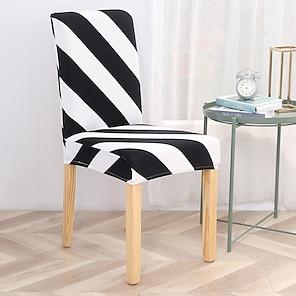 ieftine -2021 noua imprimare de înaltă elasticitate de modă patru anotimpuri țesătură super moale universală retro vânzare fierbinte acoperă praf capac scaun acoperă scaun acoperă scaun 45 * 45 * 55 (10)