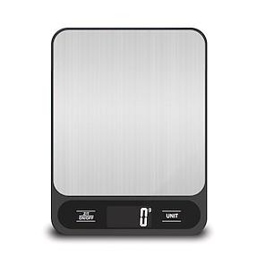 halpa -CX-218 Digitaalisen keittiön elektroninen vaaka 5g-15kg ± 5 g Kannettava Automaattinen sammutus LCD näyttö Kotielämä Keittiö päivittäin