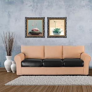 billiga -1 st stretch kuddfodral läder soffa kuddfodral vattentäta sitsöverdrag rv stol loveseat soffa möbelskydd pu slipcovers för byte av soffa