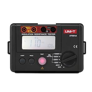 זול -UNI-T UNI-T UT501A מכשיר למדידת התנגדות 0- 5500(MΩ) ריבוי פונקציות / מידה / מִקצוֹעָן