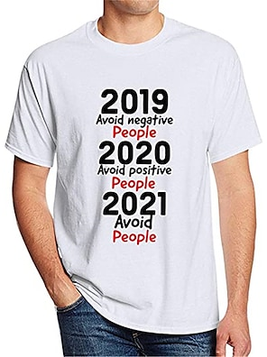 cheap For Men-Men's Unisex T shirt Hot Stamping Graphic Prints Plus Size Print Short Sleeve Casual Tops 100% Cotton Basic Casual Fashion White Blue Gray