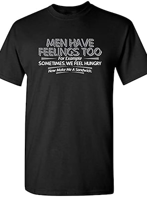 cheap For Men-Men's Unisex Tee T shirt Hot Stamping Text Graphic Prints Plus Size Print Short Sleeve Casual Tops 100% Cotton Basic Designer Big and Tall Black Blue Red