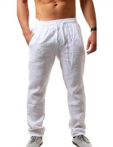 cheap Men's Clothing-Men's Basic Outdoor Daily Chinos Pants Solid Colored Full Length White Black Blue Khaki Light gray
