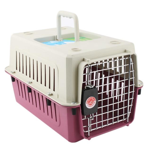 pet cuccia portatile per cani e gatti (32 x 21 x 23cm)