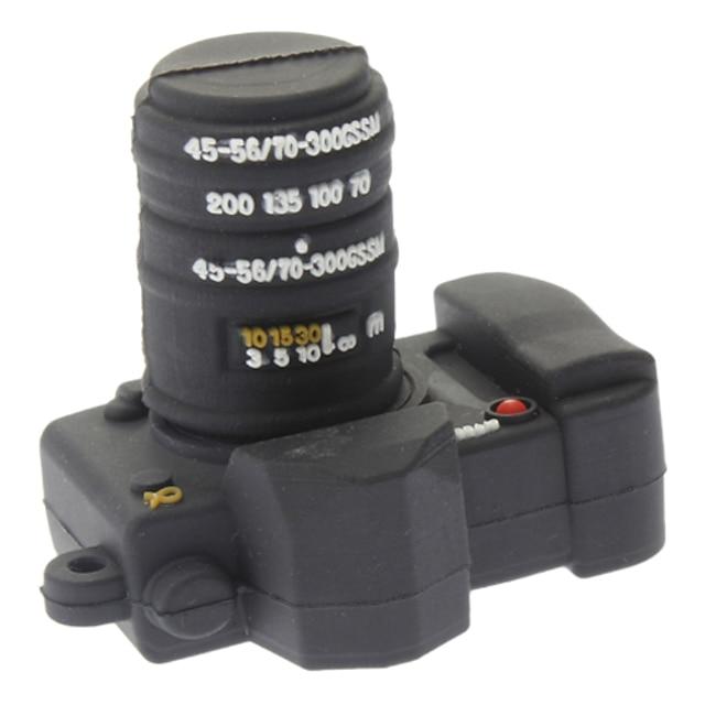 32GB Cute Black Mini Camera USB Flash Drives