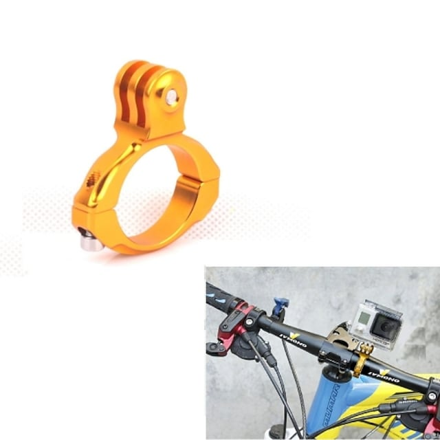 Gopro Accessories Mount/HolderFor-Action Camera,Gopro Hero 2 / Gopro Hero 5 Auto / Snowmobiling / Motocycle / Bike/Cycling