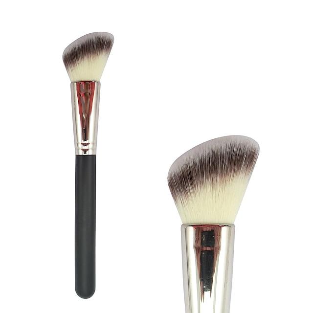 Synthetic Hair Angled Blush Brush