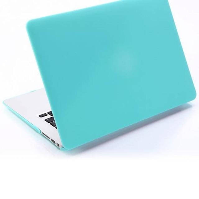 Coque Babyblue Folio de protection en plastique dur pour Macbook Air 13