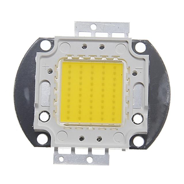 zdm ™ diy 50w integrerad ledd / högpresterande 4500-5000lm naturlig vit 4000-4500k lätt integrerad leddmodul (32-35v 1,3-1,5a)