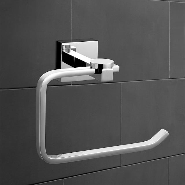 Suporturi De Hârtie Igienică Contemporan Alamă 1 piesă - Hotel baie