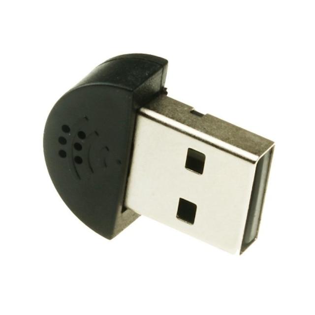 ميني USB 2.0 ميكروفون للكمبيوتر