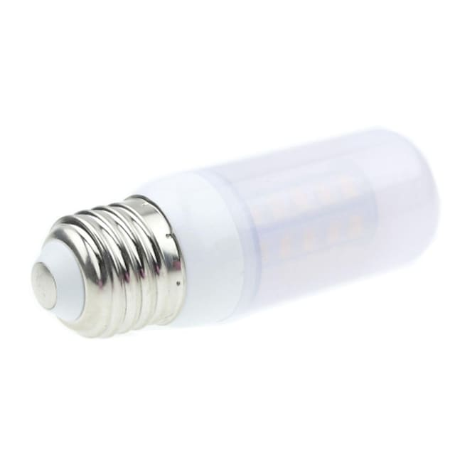 1pc 5 W LED Globe Bulbs 450-500 lm E26 / E27 36PCS LED Beads SMD 5730 Decorative Warm White 12 V