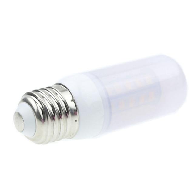 1pc 5 W LED Globe Bulbs 450-500 lm E26 / E27 36PCS LED Beads SMD 5730 Decorative Warm White 12 V