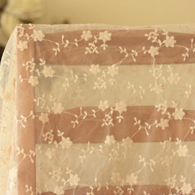 Qihang 40*40CM Beautiful Lace Cloth Photography Background
