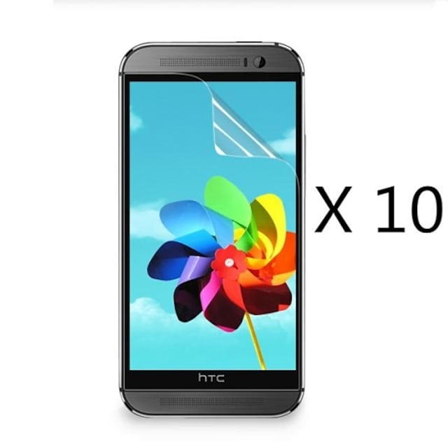 (10 pcs)High Definition Screen Protector for HTC One M8