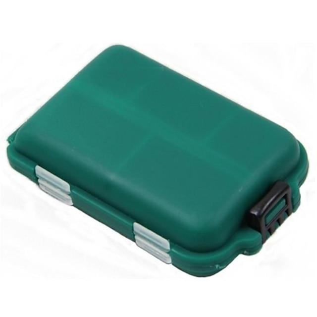 Cutie unelte Cutie momeală Rezistent la apă Plastic Dur 9.5 cm*2 1/2