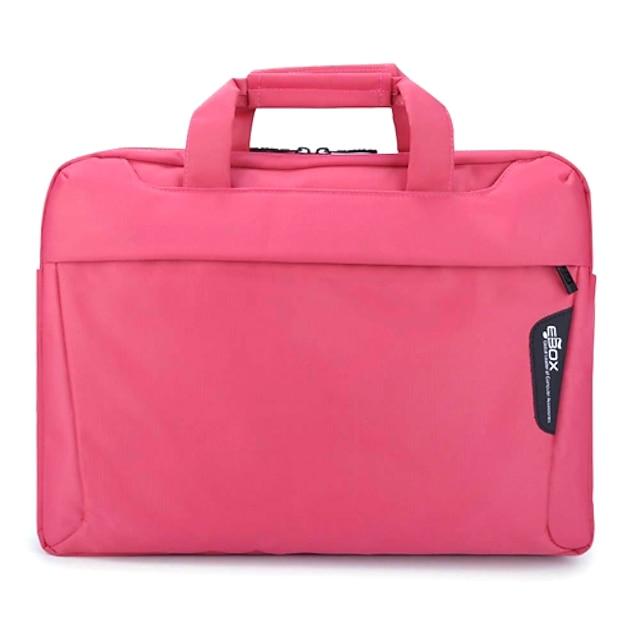 ebox 13,3 '' 15,6 '' mode ordinateur portable sac à bandoulière unique loisir portable sac à main (couleurs assorties)
