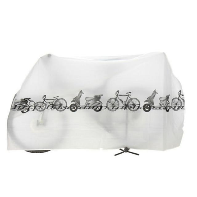 غطاء الدراجة مقاوم للماء نايلون ركوب الدراجة دراجة جبلية دراجة الطريق أخضر / الدراجة رمادي
