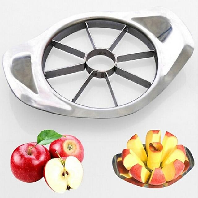 fruits en acier inoxydable diviseur fruits coupe facile trancheur gadgets de cuisine