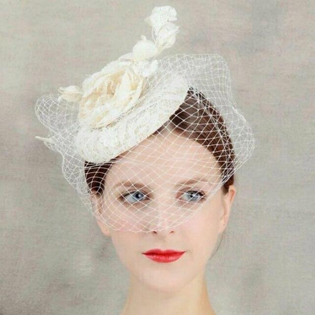 Femme Perle Alliage Antique Années 1920 Elégant Chappeaux Bibi