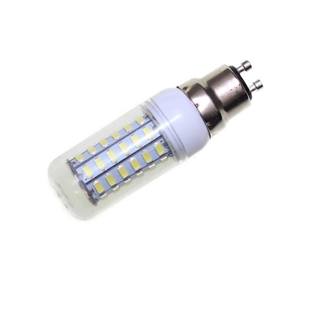 SENCART 4 W LEDコーン型電球 3000-3500/6000-6500 lm E14 G9 GU10 56 LEDビーズ SMD 5730 装飾用 温白色 クールホワイト 220-240 V 110-130 V / RoHs