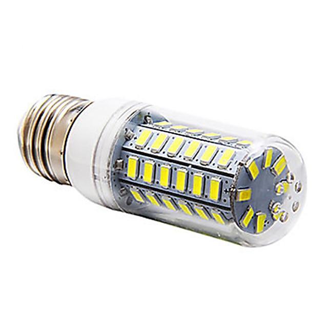 5 W LED-maissilamput 300-350 lm E14 G9 E26 / E27 T 56 LED-helmet SMD 5730 Lämmin valkoinen Kylmä valkoinen 220-240 V