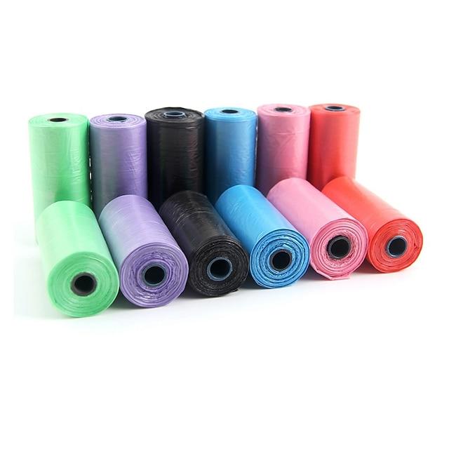 Câine Curăţare Plastic Lavete Portabil Animale de Companie  Accesorii de Ingrijire Negru Mov Galben Rosu Albastru Roz Verde