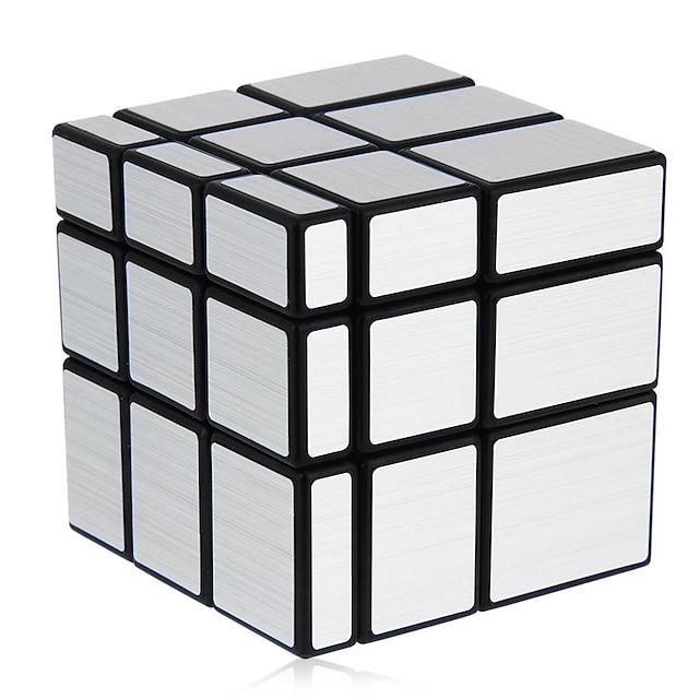 Set Cuburi Magice  Cubul magic Cub IQ  Shengshou 3*3*3 Cuburi Magice Alină Stresul puzzle cub nivel profesional Viteză Profesional Clasic & Fără Vârstă Pentru copii Adulți Jucarii Cadou / 14 ani +