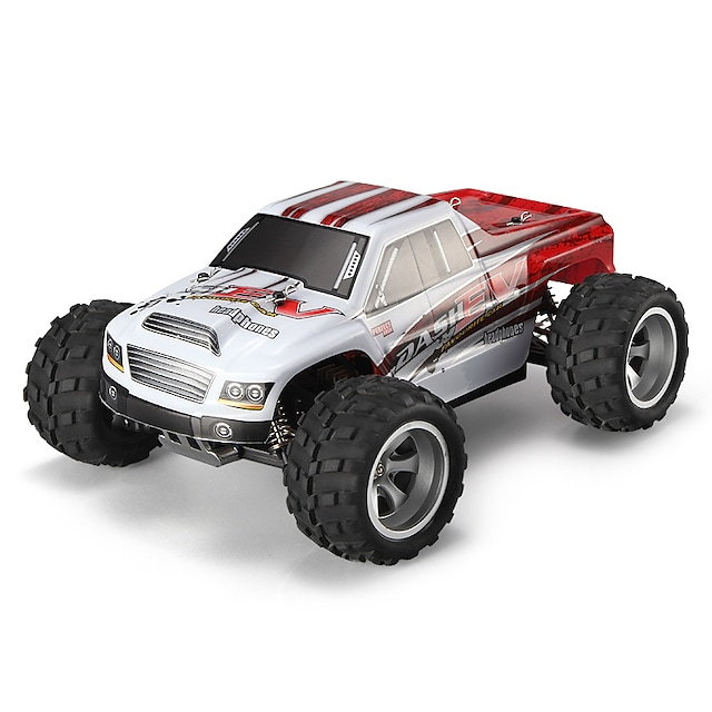 RC Car WLtoys A979-B 2.4G Buggy (Off-road) / Off Road Car / Drift Car 1:18 Brush Electric 70 km/h Rechargeable / Remote Control / RC / Electric