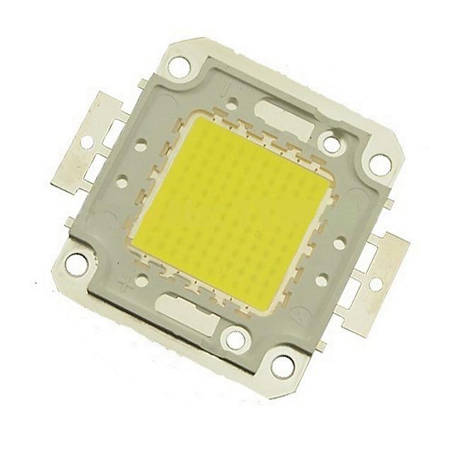 zdm 1pc diy 100w 8500-9500lm alb rece 6000-6500k lumină modul integrat led (dc33-35v 3a) lampă stradală pentru proiectarea sudură de aur ușor de sârmă de suport de cupru