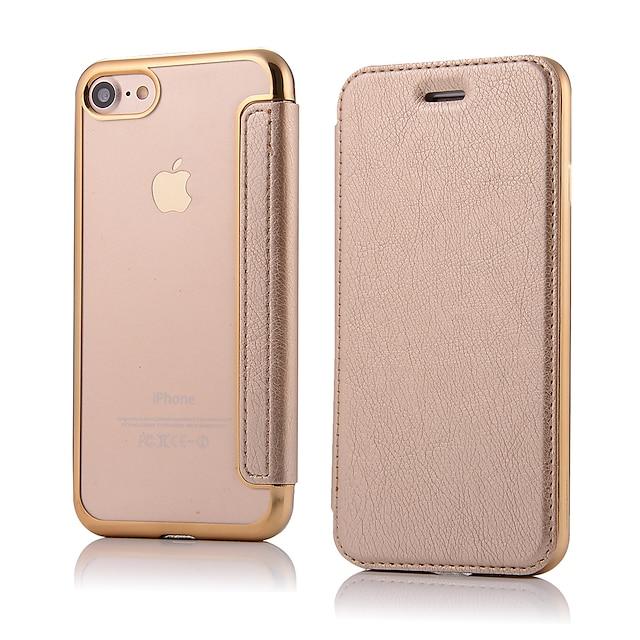 Phone Case For Apple Full Body Case Flip iPhone 12 Pro Max 11 SE 2020 X XR XS Max 8 7 6 iPhone 12 iPhone 12 Pro Max iPhone XR iPhone 12 Pro iPhone XS iPhone XS Max iPhone 12 Mini iPhone 8 Plus iPhone