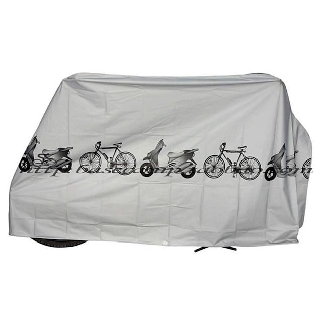 Funda para Bicicleta Duradero Policarbonato Ciclismo Bicicleta de Pista Bicicleta de Montaña