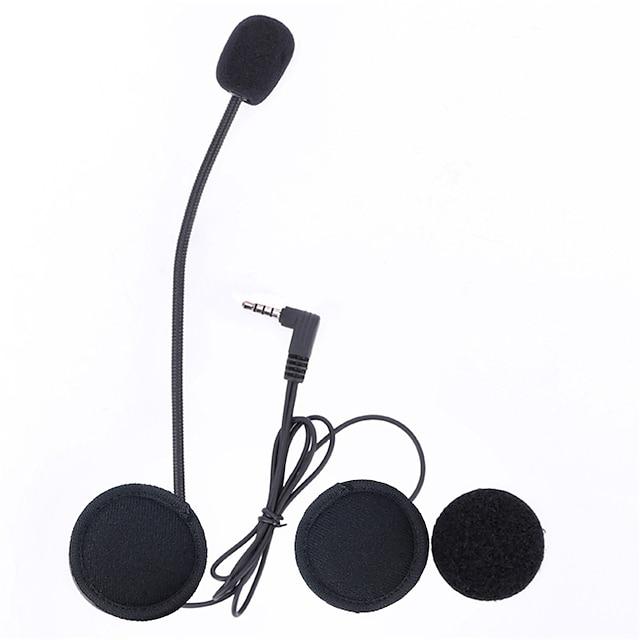 vnetphone 3,5 mm-es jack csatlakozó v6 intercom v4 telefonos fülhallgató-tartozékok tartozék fülhallgató sztereó ruha v6-as belső hangszóró v4-es belső telefon tartozékokhoz