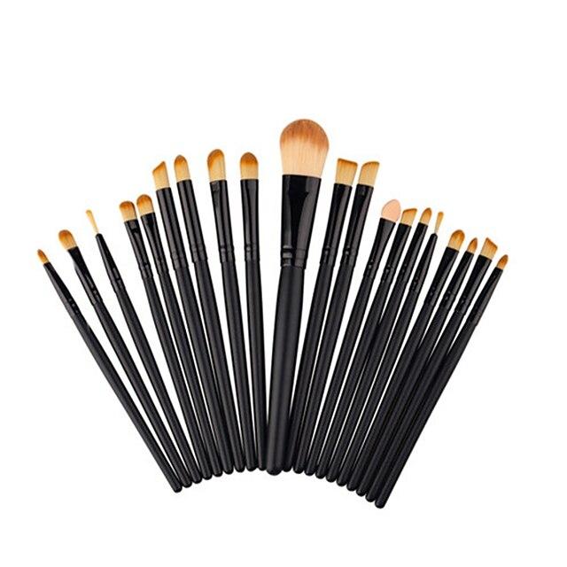 Profesjonell Makeup børster Børstesett 1set Syntetisk hår / Kunstig fiber børste Bøk til