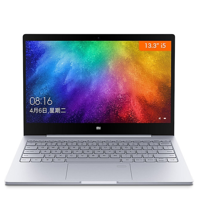 Xiaomi 13.3 Zoll IPS Intel i5 i5-7200U 8GB DDR4 256GB SSD MX150 2 GB Microsoft Windows 10 Laptop Notizbuch / #