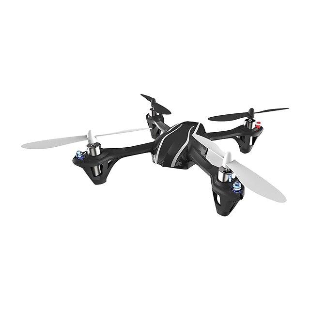 RC 드론 Hubsan H107L 4 Channel 6 축 RC항공기 LED 조명 / 360동 플립 비행 / 카메라 내장 RC항공기 / 리모컨 / 카메라