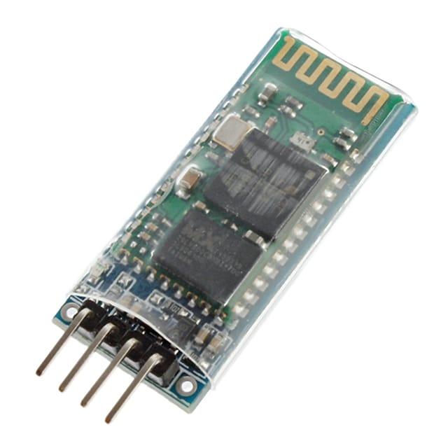 HC-06 Langaton Bluetooth-lähetin Arduino RF-pääsarjamoduuli