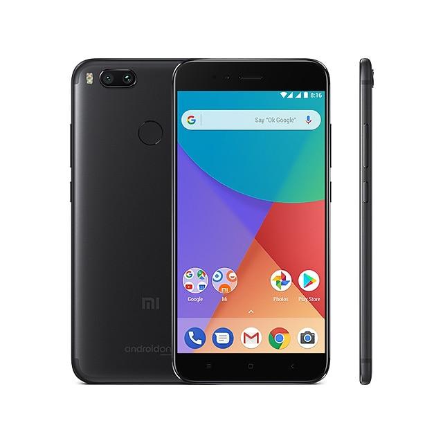 Xiaomi MI A1 5,5 inch palec 4G Smartphone (4GB + 64GB 12 mp Qualcomm Snapdragon 625 3080 mAh mAh) / 1920*1080 / Osmijádrový / FDD (B1 2100MHz) / FDD (B3 1800 MHz) / FDD (B4 1700MHz)
