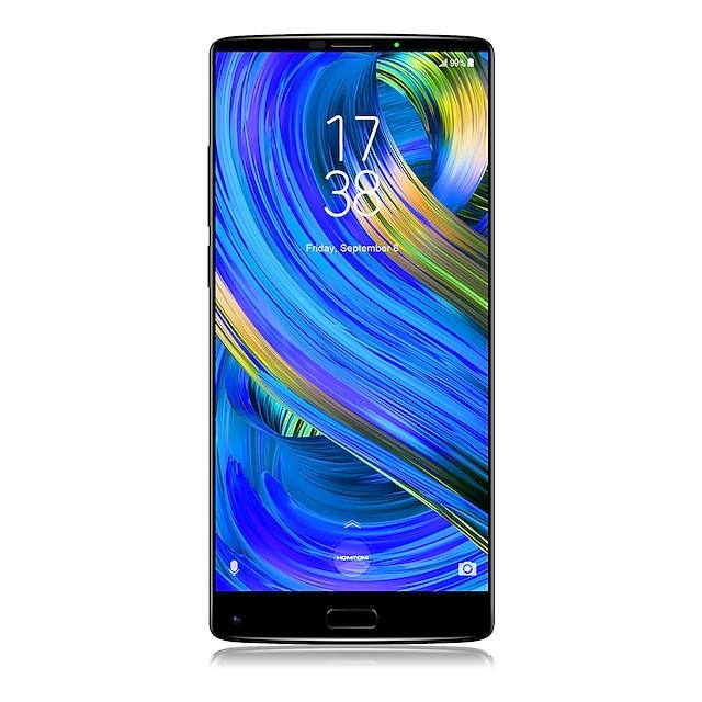 HOMTOM S9 Plus 5.99 in cal Smartfon 4G (4GB + 64GB 16 + 5 mp MediaTek MT6750T 4050 mAh mAh) / 8-rdzeniowy / FDD (B1 2100MHz) / FDD (B3 1800MHz) / FDD (B7 2600MHz) / FDD (B20 800MHz)