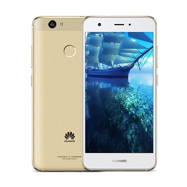 Huawei Nova 5.5 inch inch 4G Smartphone (4GB + 64GB 12 mp Qualcomm Snapdragon 625 3020 mAh mAh) / 1920*1080 / Octa Core / FDD(B1 2100MHz) / FDD(B3 1800MHz) / FDD(B7  2600MHz)