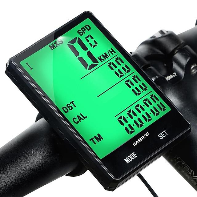 INBIKE Fietscomputer Multifunctionele waterdicht Stopwatch Wegwielrennen Fietsen / Fietsen Wielrennen / IPX-6