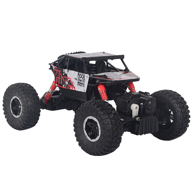 1:16 Buggy (Off-road) Rock Climbing Car 2.4G For Kid's Child's Gift