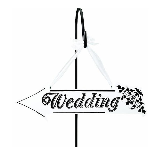Unieke bruiloftsdecoratie Hout Bruiloftsdecoraties Bruiloft Tuin Thema / Romantiek / Bruiloft Alle seizoenen