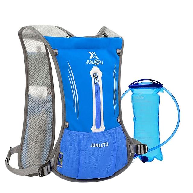 15 L Bike Hydration Pack & Water Bladder Waterproof Lightweight Reflective Strips Bike Bag Polyester Tactel Bicycle Bag Cycle Bag Cycling Bike / Bicycle Walking Jogging